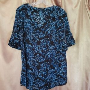 Short sleeve roz&ali shirt
